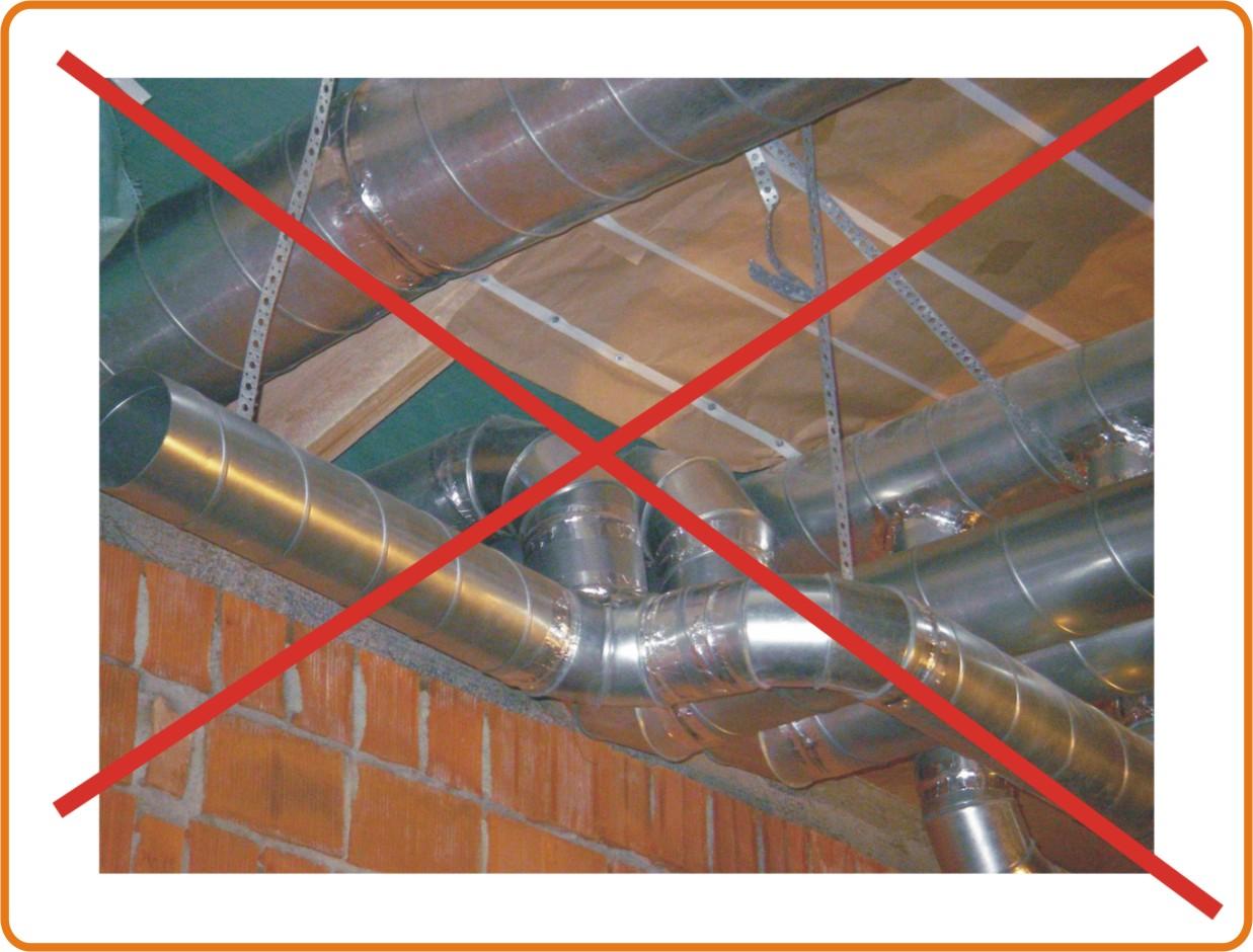 проекты вентиляции в частном доме схема
