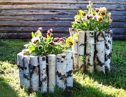 Идеи для сада своими руками ТОП 10 поделок (50 фото) 99