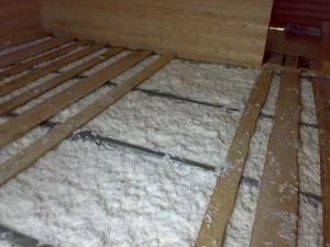 утеплитель лучший для деревянного пола какой выбрать