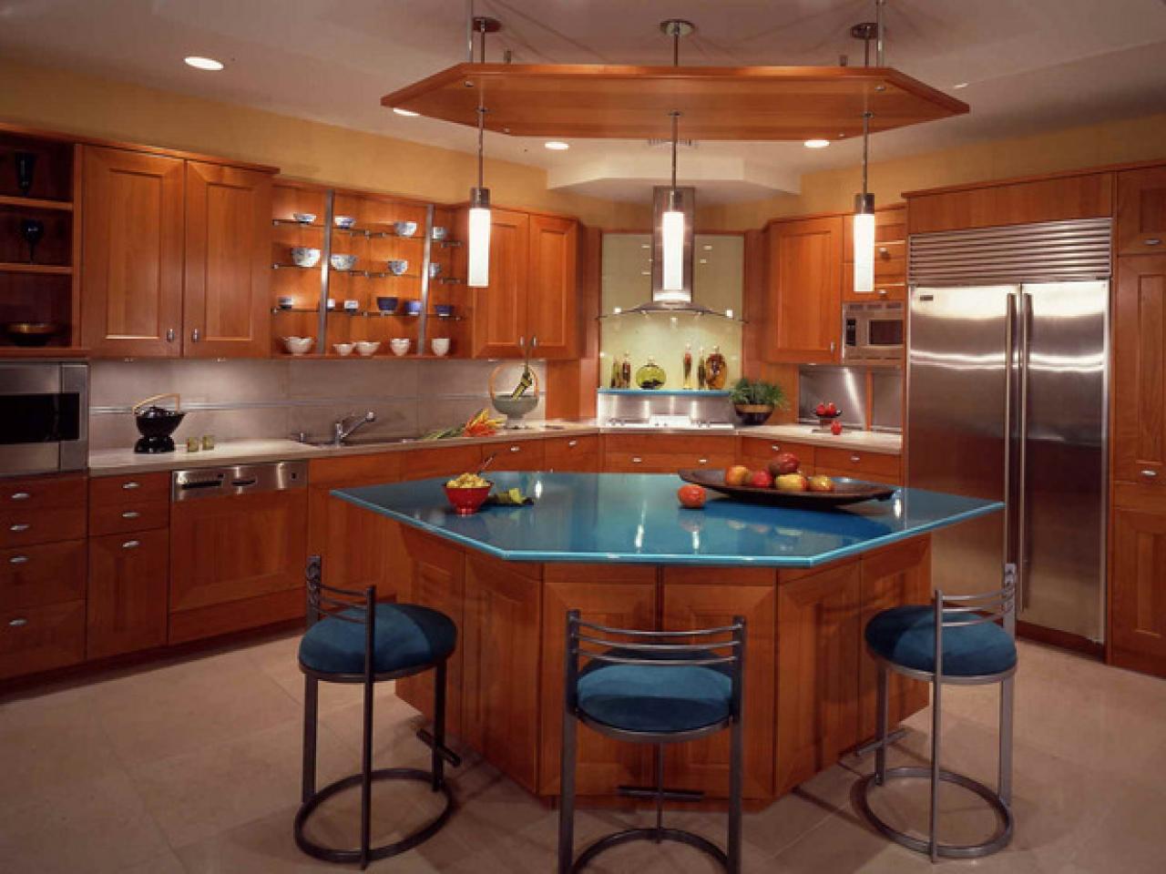 Кухонный дизайн фото