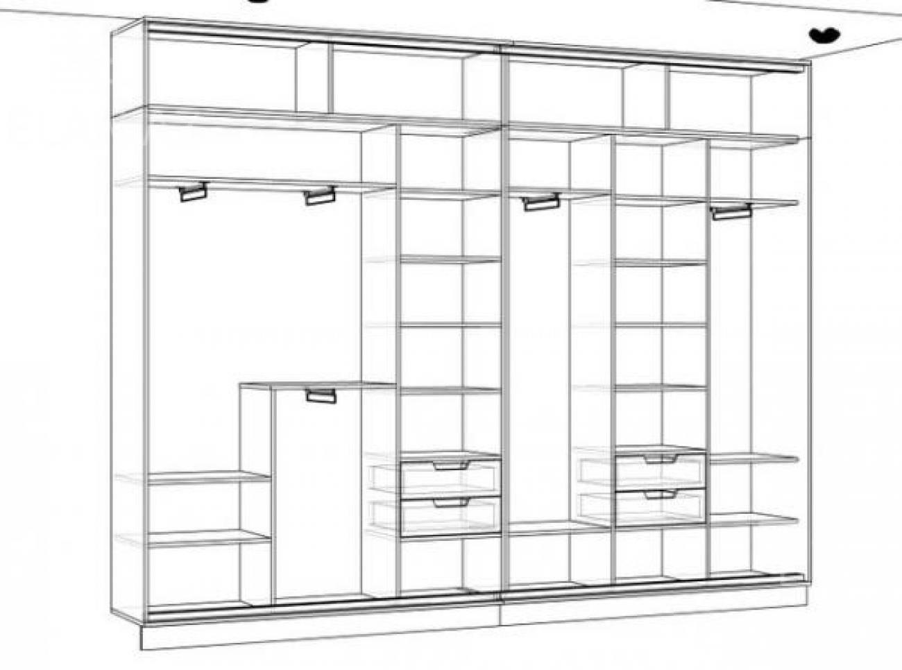 Шкафы своими руками чертежи и схемы