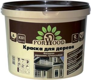 Краска для дерева для наружных работ, какая лучше