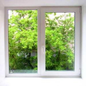 Миф  второй: пластиковые  окна не экологичны