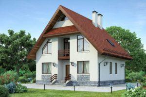 Из чего строить дом для постоянного проживания за городом