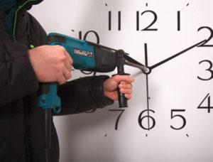 В какое время можно проводить шумные ремонтные работы в квартире 2016