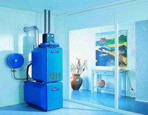 Газовые котлы для отопления частного дома: как