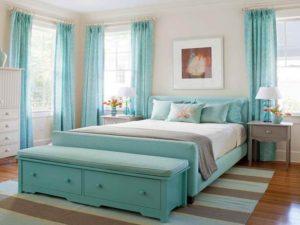 Шторы для спальни: дизайн 2016 года, новинки