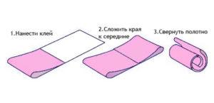 Как клеить виниловые обои на бумажной основt